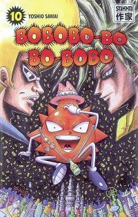 Bobobo-bo Bo-bobo. Volume 10