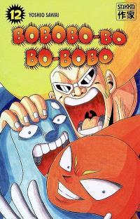 Bobobo-bo Bo-bobo. Volume 12