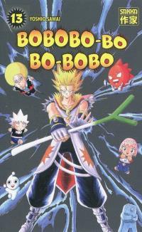 Bobobo-bo Bo-bobo. Volume 13