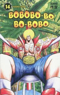 Bobobo-bo Bo-bobo. Volume 14