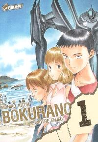 Bokurano : notre enjeu. Volume 1