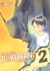Bokurano : notre enjeu. Volume 2