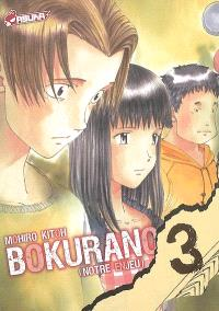 Bokurano : notre enjeu. Volume 3