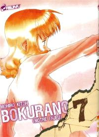 Bokurano : notre enjeu. Volume 7