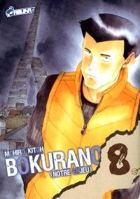 Bokurano : notre enjeu. Volume 8