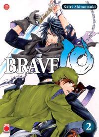 Brave 10. Volume 2