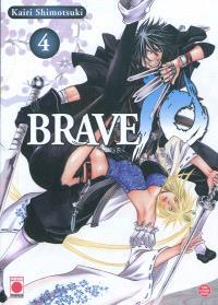 Brave 10. Volume 4