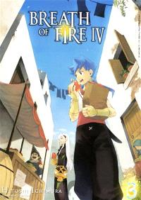 Breath of fire IV. Volume 3