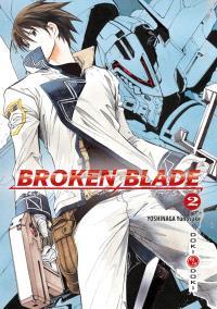 Broken blade. Volume 2