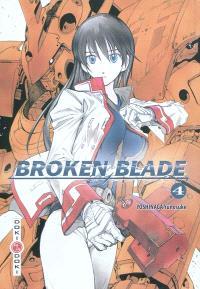 Broken blade. Volume 4