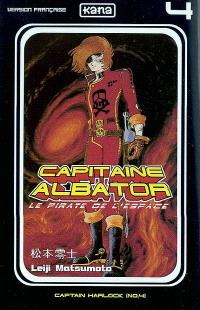 Capitaine Albator : le pirate de l'espace. Volume 4