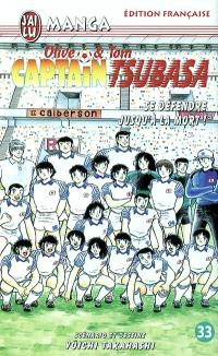 Captain Tsubasa : Olive et Tom. Volume 33