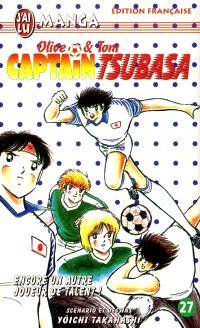 Captain Tsubasa : Olive et Tom. Volume 27, Encore un joueur de talent !