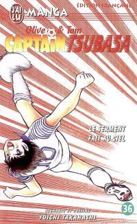 Captain Tsubasa : Olive et Tom. Volume 36, Le serment fait au ciel