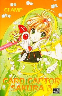 Card Captor Sakura. Volume 3