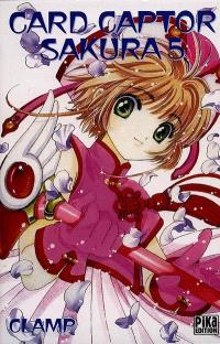 Card Captor Sakura. Volume 5