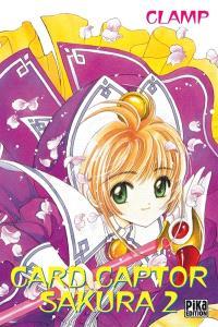 Card Captor Sakura. Volume 2