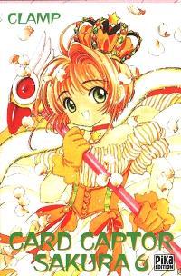 Card Captor Sakura. Volume 6