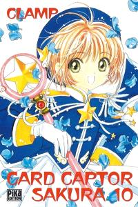 Card Captor Sakura. Volume 10