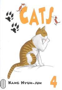 Cats. Volume 4