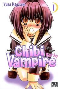 Chibi vampire : Karin. Volume 1