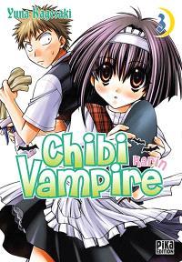 Chibi vampire : Karin. Volume 3