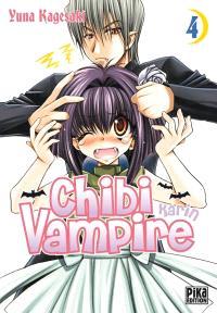 Chibi vampire : Karin. Volume 4