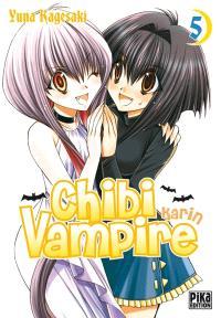 Chibi vampire : Karin. Volume 5
