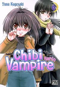 Chibi vampire : Karin. Volume 6