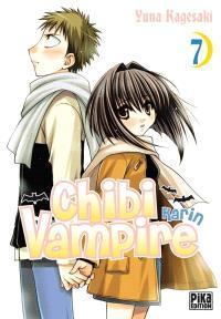 Chibi vampire : Karin. Volume 7