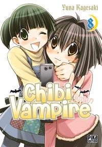 Chibi vampire : Karin. Volume 8