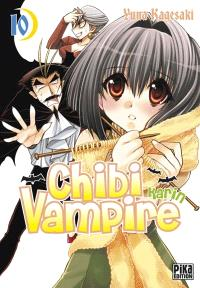 Chibi vampire : Karin. Volume 10