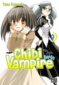 Chibi vampire : Karin. Volume 9