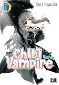 Chibi vampire : Karin. Volume 11