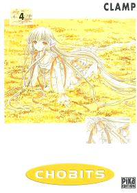 Chobits. Volume 4