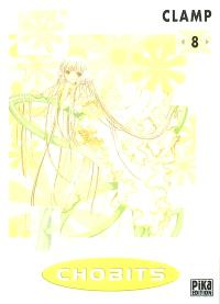 Chobits. Volume 8