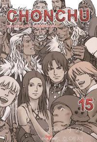 Chonchu. Volume 15