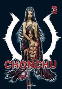 Chonchu. Volume 3