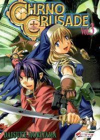 Chrno crusade. Volume 3