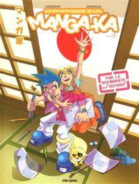 Chroniques d'un mangaka. Volume 1