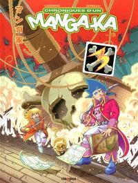 Chroniques d'un mangaka. Volume 3