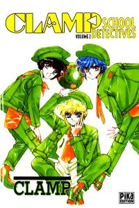Clamp school detectives. Volume 2