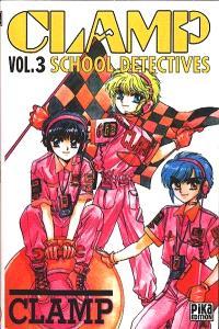 Clamp school detectives. Volume 3