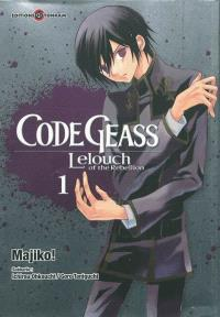 Code Geass : Lelouch of the rebellion. Volume 1