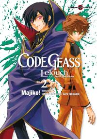 Code Geass : Lelouch of the rebellion. Volume 2