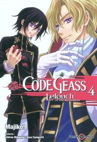 Code Geass : Lelouch of the rebellion. Volume 4