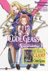 Code Geass : nightmare of Nunnally. Volume 1