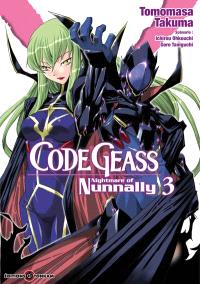 Code Geass : nightmare of Nunnally. Volume 3