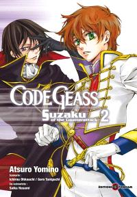 Code Geass : Suzaku of the Counterattack. Volume 2