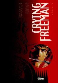 Crying Freeman. Volume 2